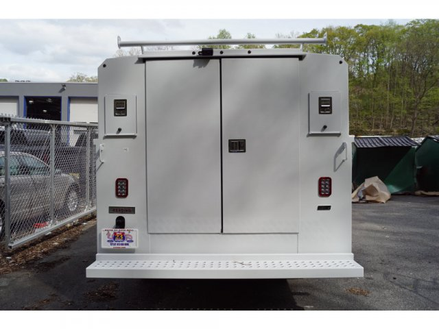 2019 Transit 350 4x2,  Reading Aluminum CSV Service Utility Van #59716 - photo 6