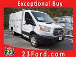 2019 Transit 350 4x2,  Reading Aluminum CSV Service Utility Van #59716 - photo 1