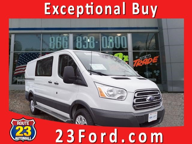 2018 Transit 250 Low Roof 4x2,  Empty Cargo Van #59768A - photo 1