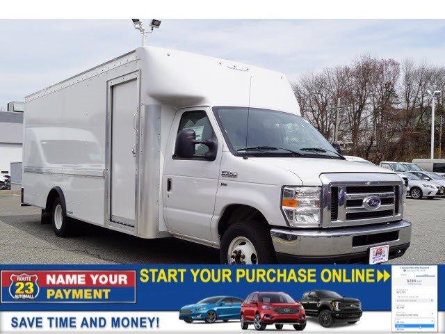 2019 E-350 4x2,  Rockport Cargoport Cutaway Van #59779 - photo 1