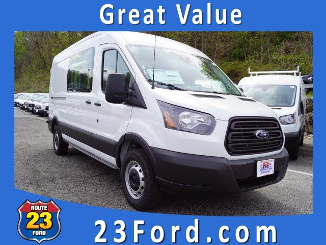 2019 Transit 250 Med Roof 4x2,  Empty Cargo Van #59844 - photo 1