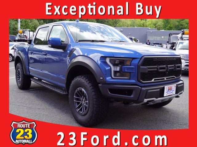 2019 F-150 SuperCrew Cab 4x4,  Pickup #59892 - photo 1