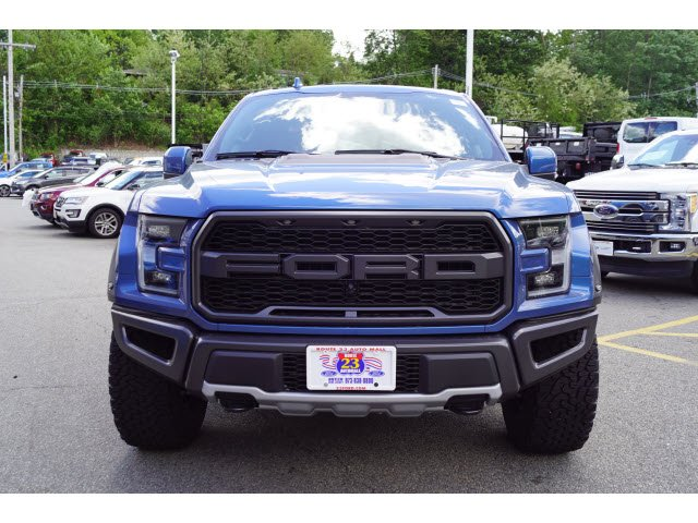 2019 F-150 SuperCrew Cab 4x4,  Pickup #59892 - photo 3