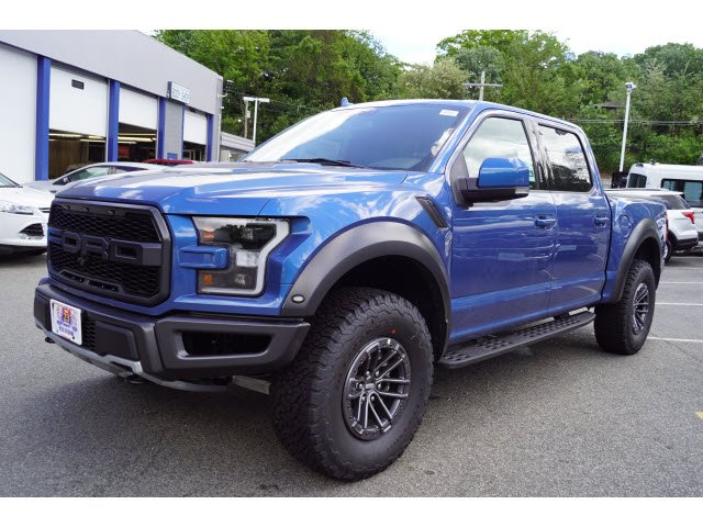 2019 F-150 SuperCrew Cab 4x4,  Pickup #59892 - photo 4