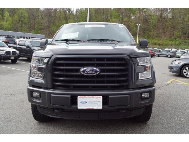 2016 F-150 SuperCrew Cab 4x4,  Pickup #59931A - photo 3
