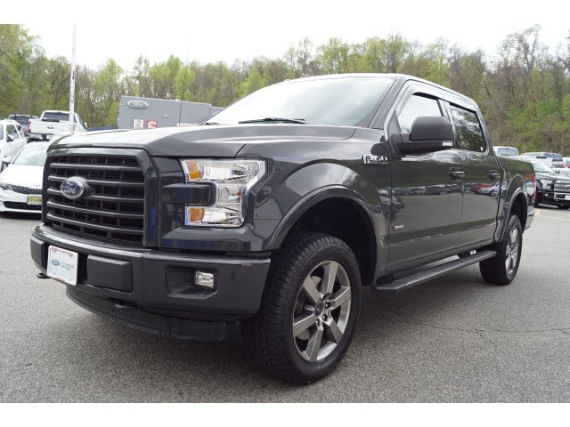 2016 F-150 SuperCrew Cab 4x4, Pickup #59931A - photo 4