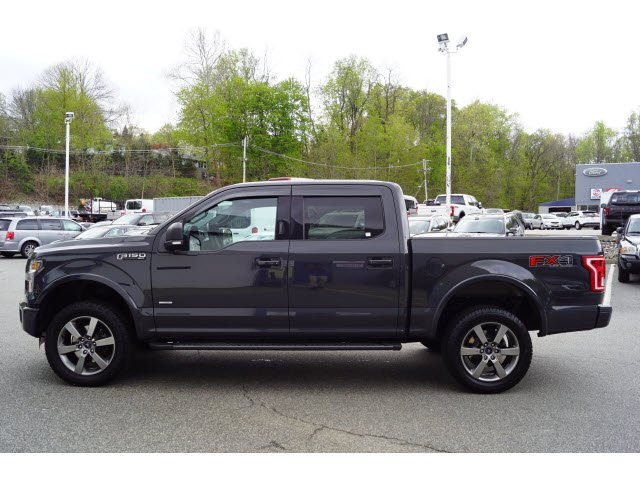 2016 F-150 SuperCrew Cab 4x4, Pickup #59931A - photo 5