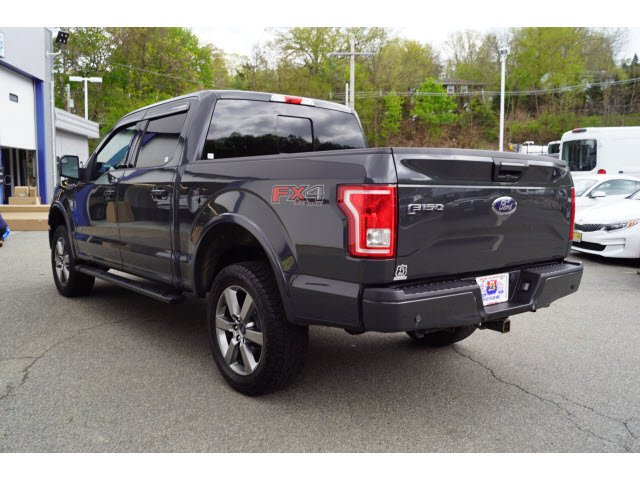 2016 F-150 SuperCrew Cab 4x4, Pickup #59931A - photo 6