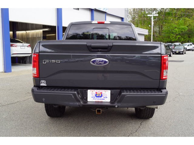 2016 F-150 SuperCrew Cab 4x4,  Pickup #59931A - photo 7