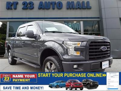 2016 F-150 SuperCrew Cab 4x4,  Pickup #59931A - photo 1