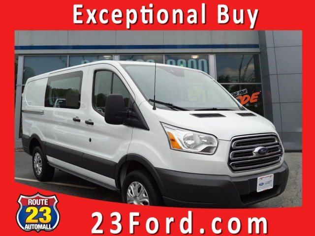 2018 Transit 250 Low Roof 4x2,  Empty Cargo Van #59950A - photo 1