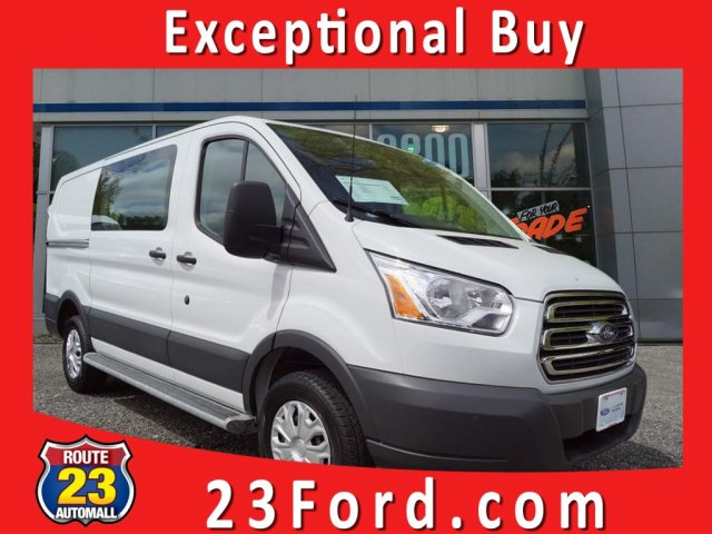 2018 Transit 250 Low Roof 4x2,  Empty Cargo Van #59951A - photo 1