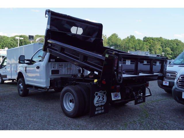 2019 F-350 Regular Cab DRW 4x4,  Rugby Eliminator LP Steel Dump Body #59989 - photo 5
