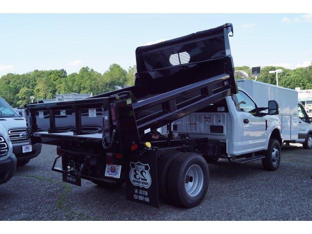 2019 F-350 Regular Cab DRW 4x4,  Rugby Eliminator LP Steel Dump Body #59989 - photo 2