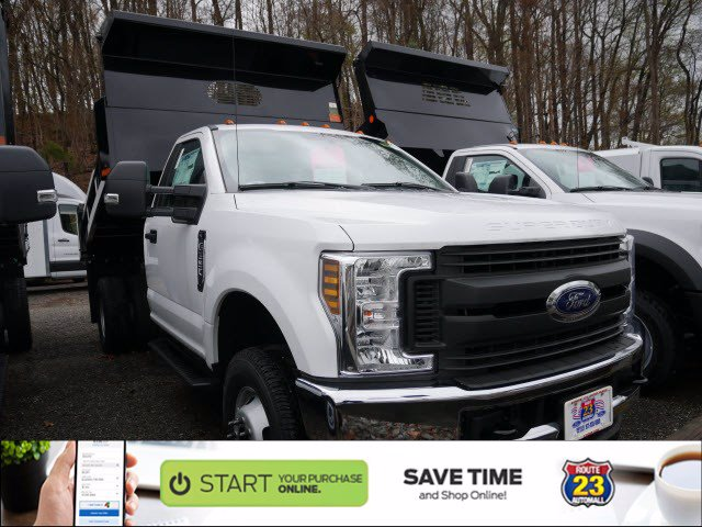 2019 Ford F-350 Regular Cab DRW 4x4, Rugby Dump Body #59989 - photo 1