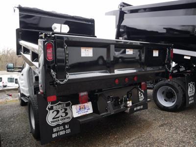 2019 Ford F-350 Regular Cab DRW 4x4, Rugby Eliminator LP Steel Dump Body #59989 - photo 4