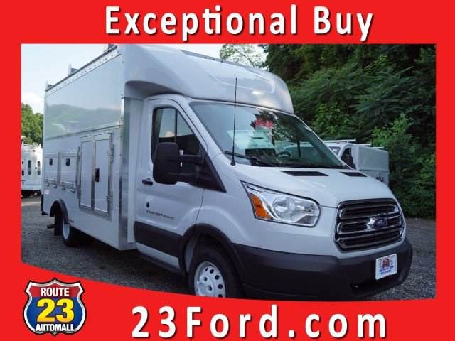 2019 Transit 350 HD DRW 4x2,  Rockport Service Utility Van #59990 - photo 1