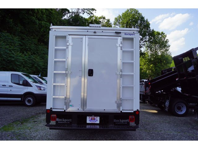 2019 Transit 350 HD DRW 4x2,  Rockport Workport Service Utility Van #59990 - photo 6