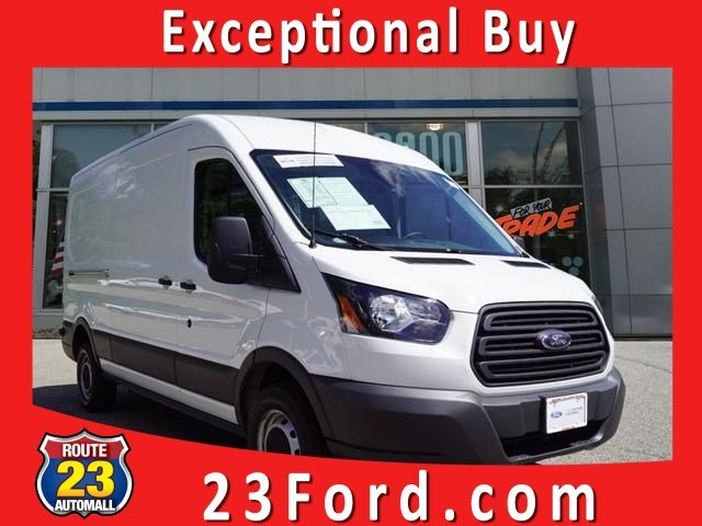 2018 Transit 250 Med Roof 4x2,  Empty Cargo Van #60028A - photo 1