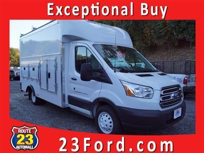 2019 Transit 350 HD DRW 4x2,  Rockport Workport Service Utility Van #60035 - photo 1