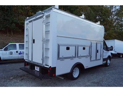 2019 Transit 350 HD DRW 4x2,  Rockport Workport Service Utility Van #60035 - photo 2