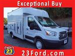 2019 Transit 350 HD DRW 4x2,  Rockport Service Utility Van #60035 - photo 1