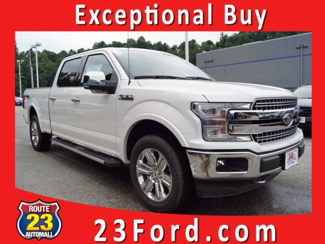 2019 F-150 SuperCrew Cab 4x4,  Pickup #61028 - photo 1