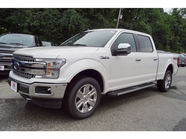 2019 F-150 SuperCrew Cab 4x4, Pickup #61028 - photo 4
