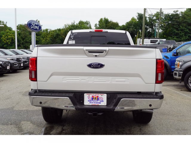 2019 F-150 SuperCrew Cab 4x4, Pickup #61028 - photo 6