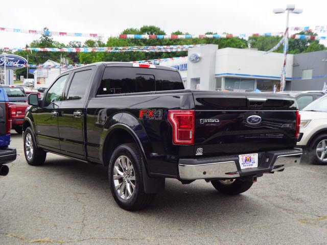 2016 Ford F-150 SuperCrew Cab 4x4, Pickup #61201A - photo 5