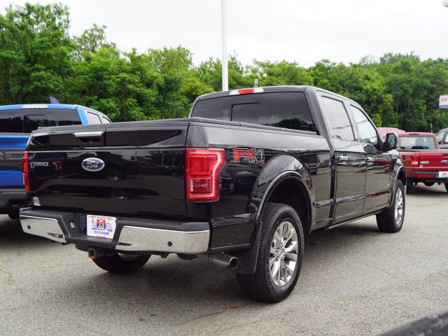 2016 Ford F-150 SuperCrew Cab 4x4, Pickup #61201A - photo 2
