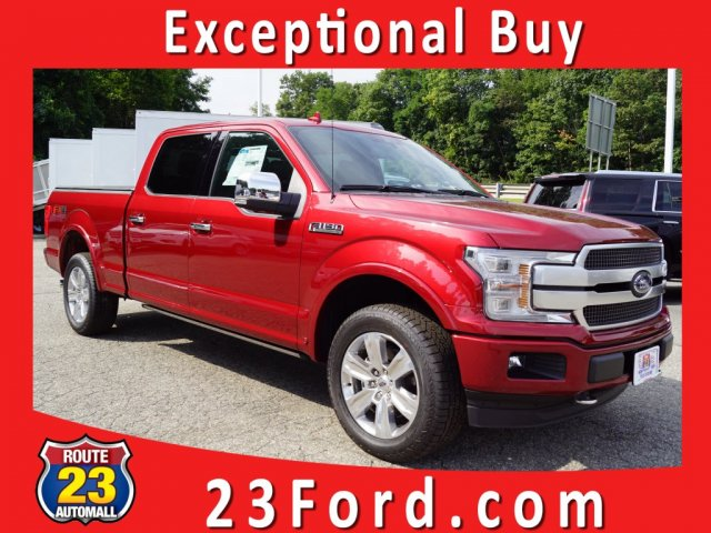 2019 F-150 SuperCrew Cab 4x4,  Pickup #61214 - photo 1