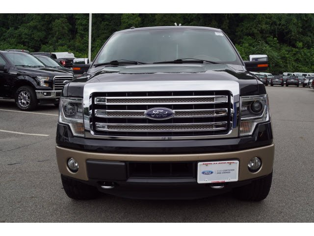 2014 F-150 SuperCrew Cab 4x4,  Pickup #61239B - photo 3