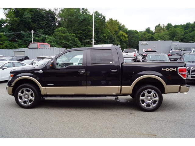 2014 F-150 SuperCrew Cab 4x4,  Pickup #61239B - photo 5