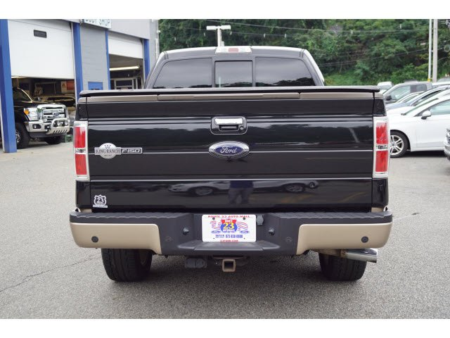 2014 F-150 SuperCrew Cab 4x4,  Pickup #61239B - photo 7