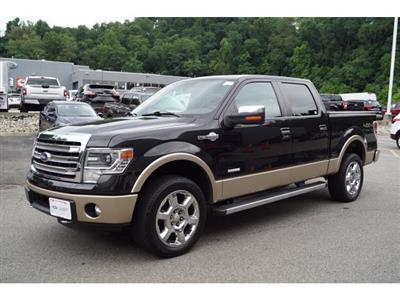 2014 F-150 SuperCrew Cab 4x4,  Pickup #61239B - photo 4