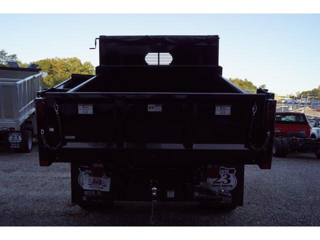 2019 F-550 Super Cab DRW 4x4, Rugby Eliminator LP Steel Dump Body #61264F - photo 5