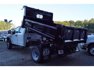 2019 F-550 Super Cab DRW 4x4,  Rugby Eliminator LP Steel Dump Body #61264F - photo 2
