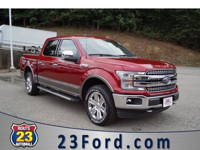 2019 F-150 SuperCrew Cab 4x4,  Pickup #61295 - photo 1