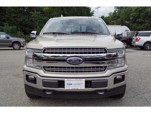 2018 F-150 SuperCrew Cab 4x4,  Pickup #61316A - photo 3