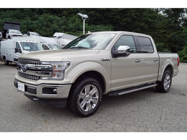2018 F-150 SuperCrew Cab 4x4,  Pickup #61316A - photo 4