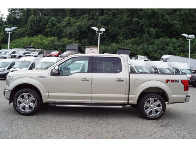 2018 F-150 SuperCrew Cab 4x4,  Pickup #61316A - photo 5