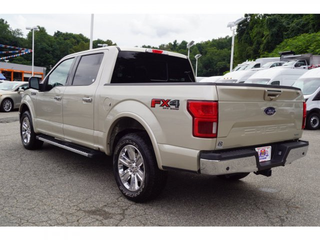 2018 F-150 SuperCrew Cab 4x4,  Pickup #61316A - photo 6