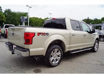 2018 F-150 SuperCrew Cab 4x4,  Pickup #61316A - photo 2