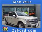 2018 F-150 SuperCrew Cab 4x4,  Pickup #61316A - photo 1