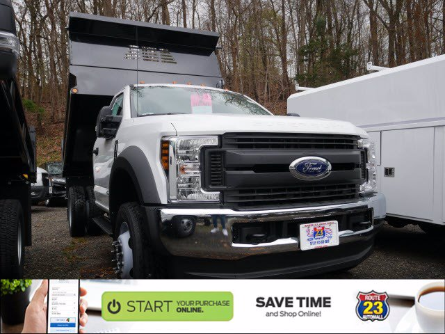 2019 Ford F-450 Regular Cab DRW 4x4, Reading Dump Body #61342 - photo 1