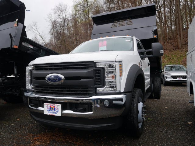 2019 Ford F-450 Regular Cab DRW 4x4, Reading Marauder Dump Body #61342 - photo 3