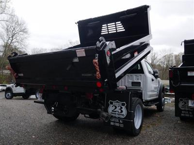 2019 F-450 Regular Cab DRW 4x4, Reading Marauder Dump Body #61342 - photo 2