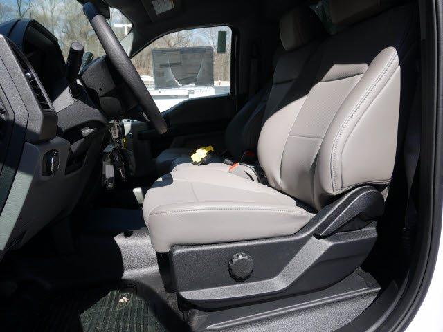 2019 Ford F-450 Regular Cab DRW 4x4, Reading Landscaper SL Landscape Dump #61343 - photo 5