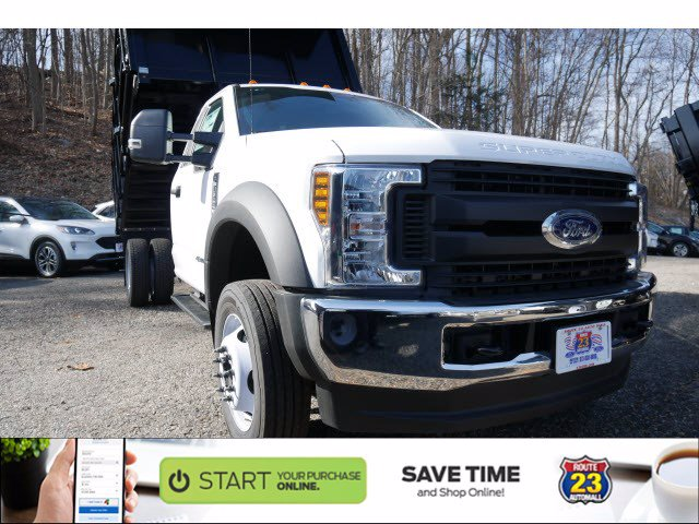 2019 F-450 Regular Cab DRW 4x4, Reading Landscape Dump #61346 - photo 1